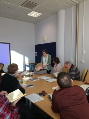 Induction Training - History Centre