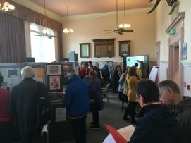 Exhibition, Melksham Town Hall